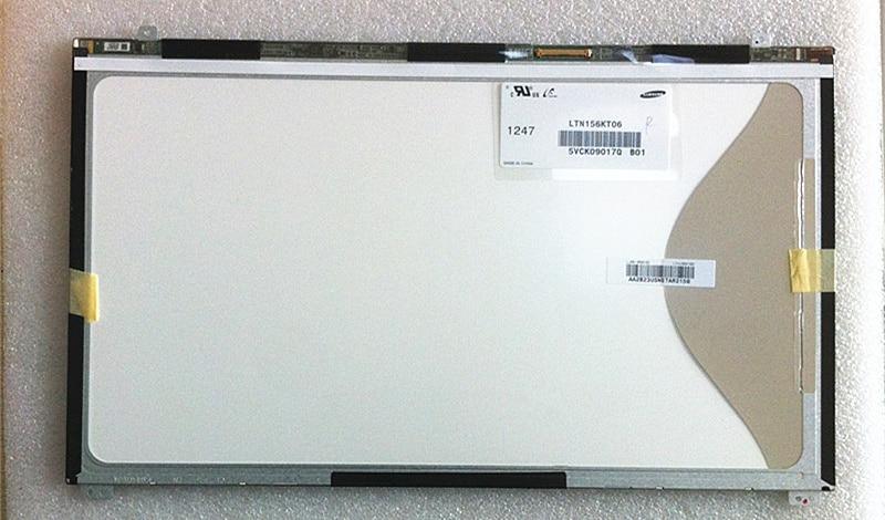 Original LTN156AT18 15.6 WXGA Slim Screen For SAMSUNG 550P5C NP300E5A Laptop LED LCD SCREEN LTN156AT19 001