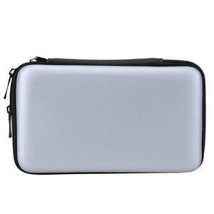 Image 2 - נייד קשה לשאת אחסון מקרה עבור 3DS תיק מגן תיק נסיעות עבור 3 DS משחקי קונסולת כרטיס אביזרי עבור Nintendo 3DS