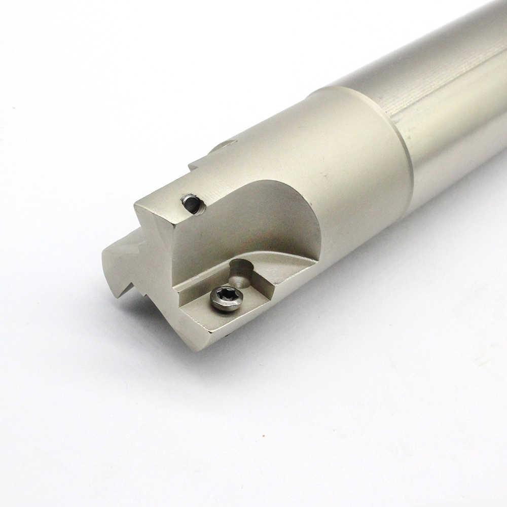 BAP 400R C32-35-150 Moinho Rosto Indexável Endmill Cortador de Ombro Titular Fresa Torno Ferramenta para Inserção APMT1604