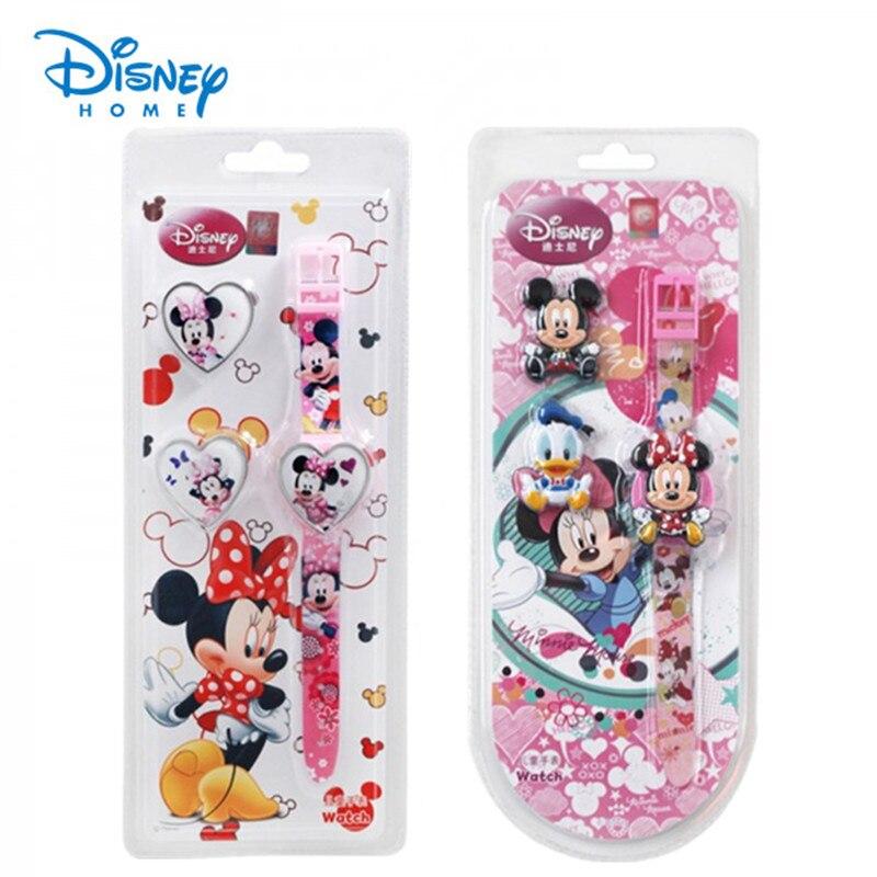 100% Original Disney Digitale Uhr Für Kinder Kinder Uhren Für Mädchen Jungen Mickey Maus Minnie Cinderella Sofia Digitale Uhr RegelmäßIges TeegeträNk Verbessert Ihre Gesundheit