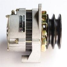 24 В 1000 Вт Генератор JFWZ29 дизель-генератор аксессуары для грузовиков для дизельного двигателя CY6108 генератор