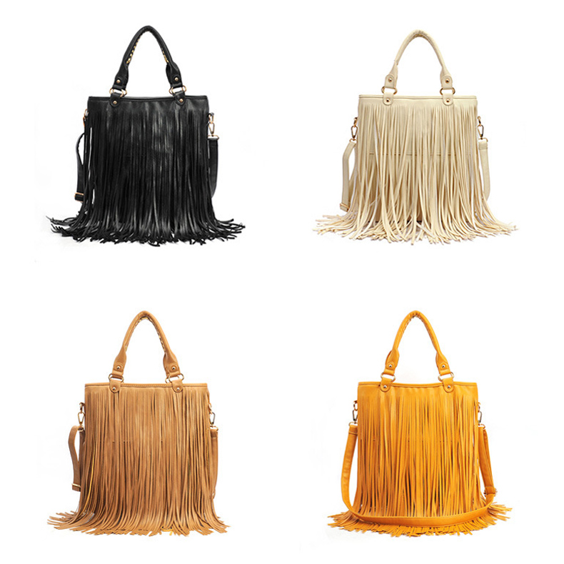 Popular Fringe Hobo Bag-Buy Cheap Fringe Hobo Bag lots from China ...