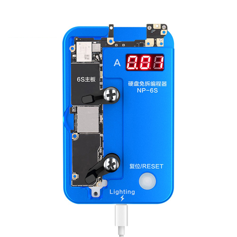 JC NAND Hard Disk Non-removal Programmer For IPhone 6S 6SP 7G 7P 8G 8P X XR XS XSMAX NAND Date Read And Write