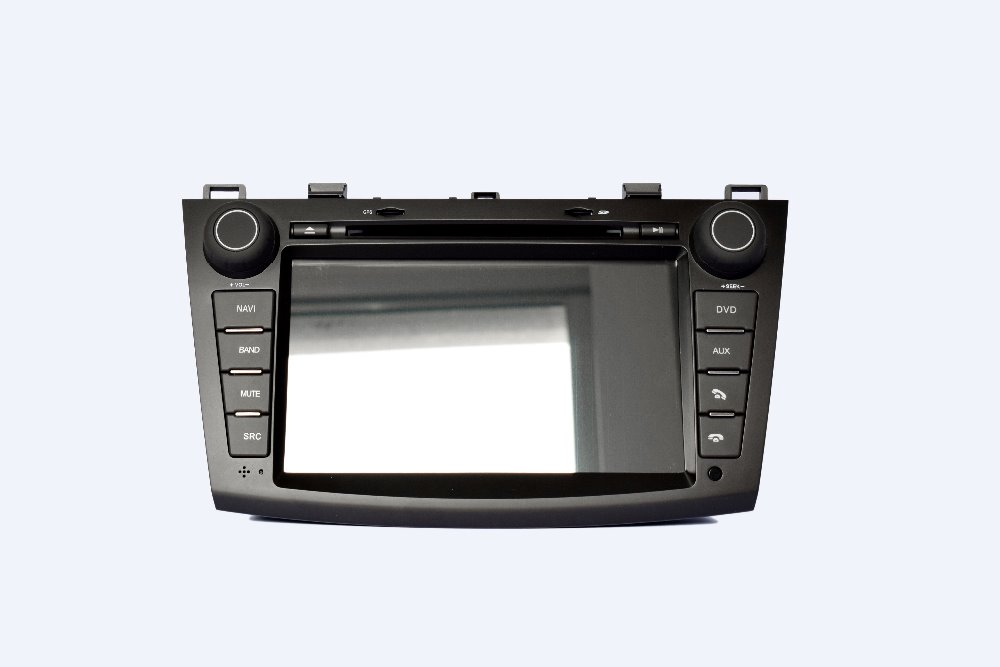 S190 touch screen android 7.1 car dvd player for Mazda 3 wifi/3G device mirror link navigation best selling DVR gps car stereo