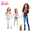Barbie Doll Fashion Combo American Girl Dolls With Clothing Set Babies Boneca Brinquedos For Children Birthday Gift CLF96