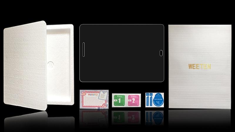 Película de vidrio templado de primera calidad para Samsung Galaxy - Accesorios para tablets - foto 6