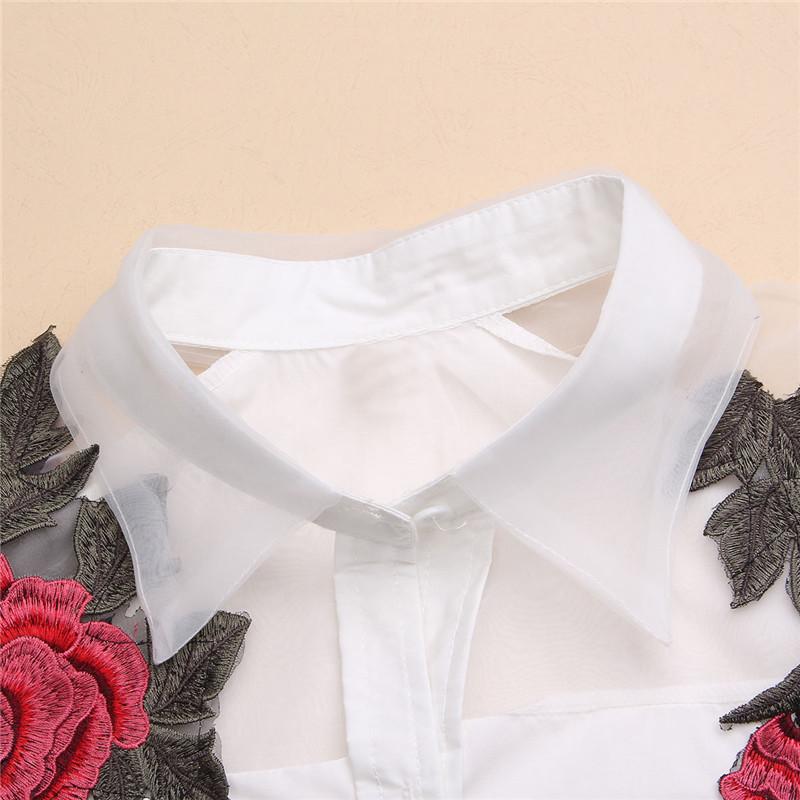 HTB1VBCBJXXXXXcZXFXXq6xXFXXXT - 2017 Summer Elegant Women Blouse Flower Embroidery Vintage Shirts