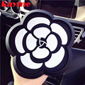 Kayme 2017  flower car non-slip pad silicone sticky mat anti slip mat for mobile phone GPS ornaments interior decoration holder