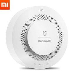 Xiaomi Mijia Smart Home Honeywell Fire Alarm Detector APP Control Sensor Remote Monitor Home Office building Security System