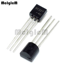 MCIGICM 5000 pièces transistor triode en ligne TO 92 0.8A 45V PNP BC327 bc327 40
