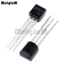 Mcigicm 5000 個インライン三極管トランジスタに 92 0.8A 45v pnp BC327 bc327 40
