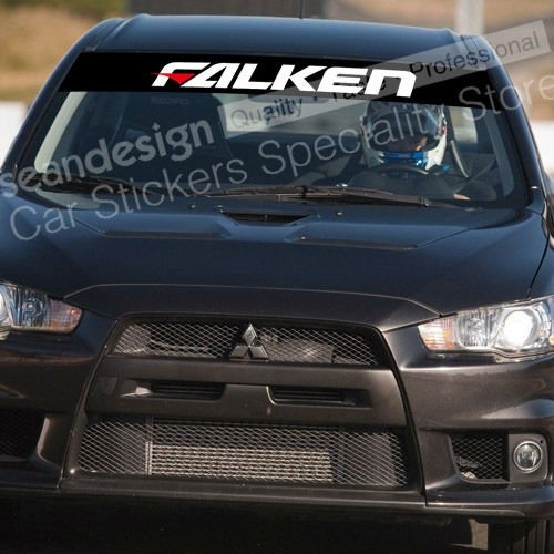 Falken Tire G06 Windshield Decal Sticker PVC клинок brusletto falken 8 7 см