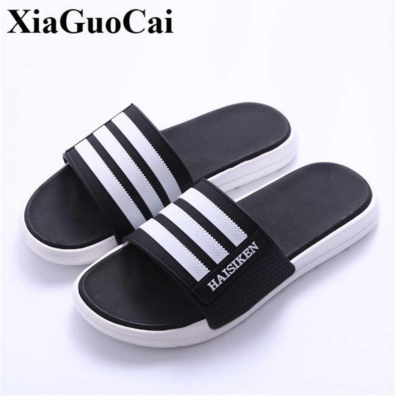 New Slippers Men Shoes Flat Sandals