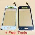 Top qualidade telefone móvel de tela de toque para samsung galaxy j1 telefone Com Tela Sensível Ao Toque Digitador de Peças de Reparo SEM DISPLAY LCD + ferramentas