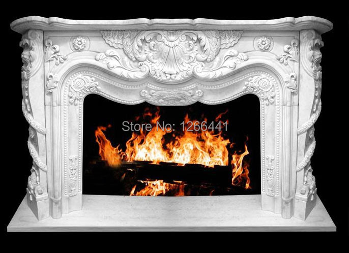 natural stone marble fireplace mantel customizing luxurious European  Baroque style - Online Get Cheap Marble Fireplace Mantel -Aliexpress.com Alibaba