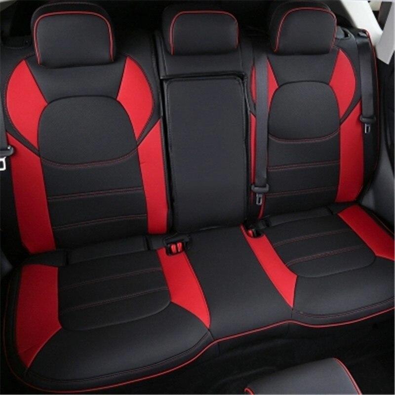 Auto PU cuscino pieno tutte le stagioni copertura di sede Per Mazda CX-5 2017 2018 di Seconda generazione Car styling