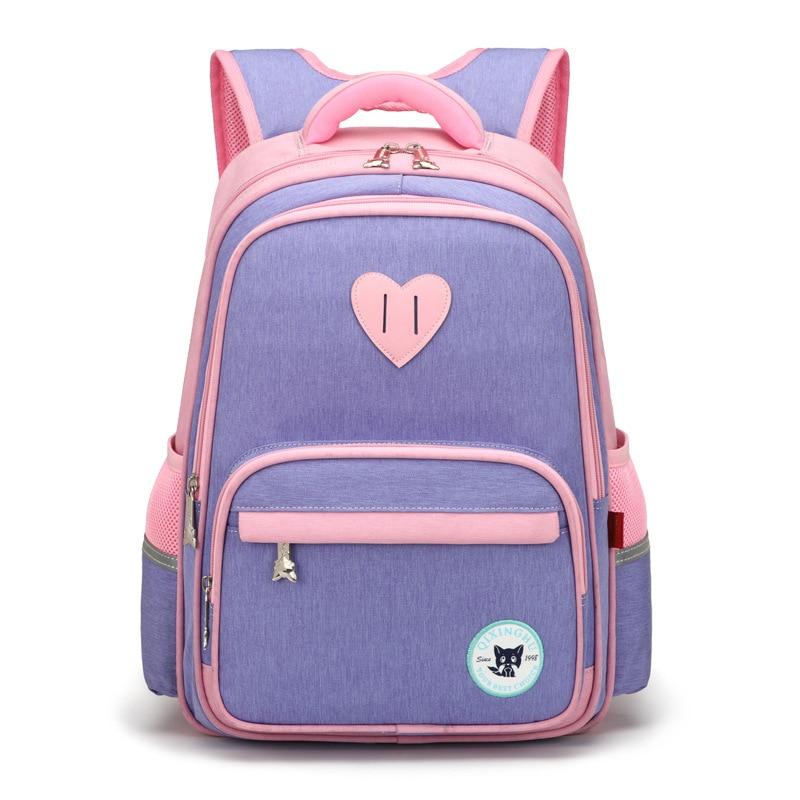 Mochila Schoolbags Orthopedic-Backpack Teenagers Girls Kids Satchel Primary Boys