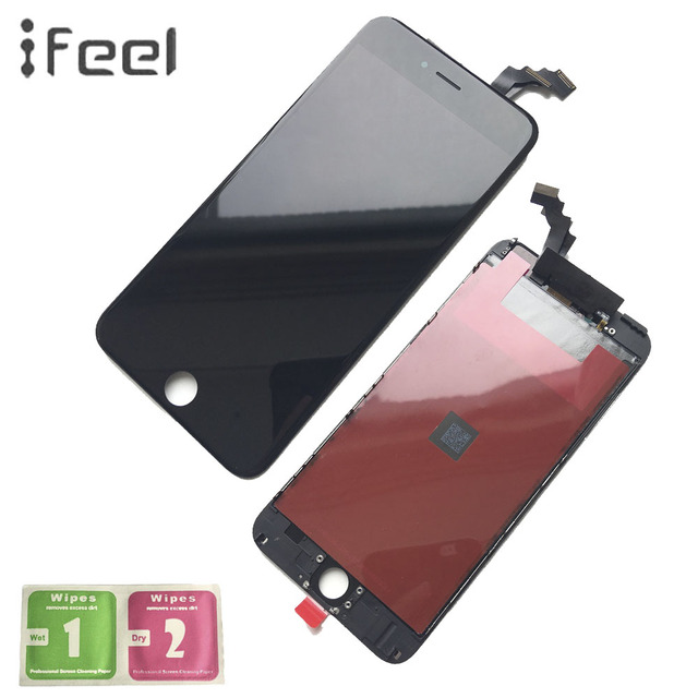 IFEEL 100% Tested Working Grade AAA LCD Display Touch Screen Digitizer Assembly For Apple iPhone 6 Plus 6S Plus 5.5''