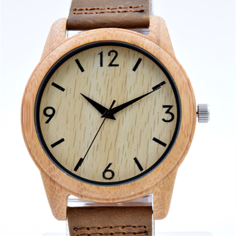 Hot Selling Japanese MIYOTA Movement font b Wooden b font font b Watch b font Genuine