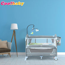 Coolbaby playpen High quality foldable bed for baby, mosquito net for baby cot, game tent, HWC(China)