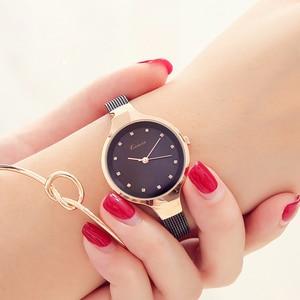 Image 3 - 100% Kimio Relojes Mujer Horloge Armband Quartz Horloge Vrouw Dames Horloges Klok Vrouwelijke Jurk Relogio Feminino Voor Vrouwen