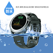 Fashion New H1 Smart Watch Android 4.4 Waterproof 1.39 MTK6572 BT 4.0 3G Wifi GPS SIM For iPhone Smartwatch Men Wearable Devices