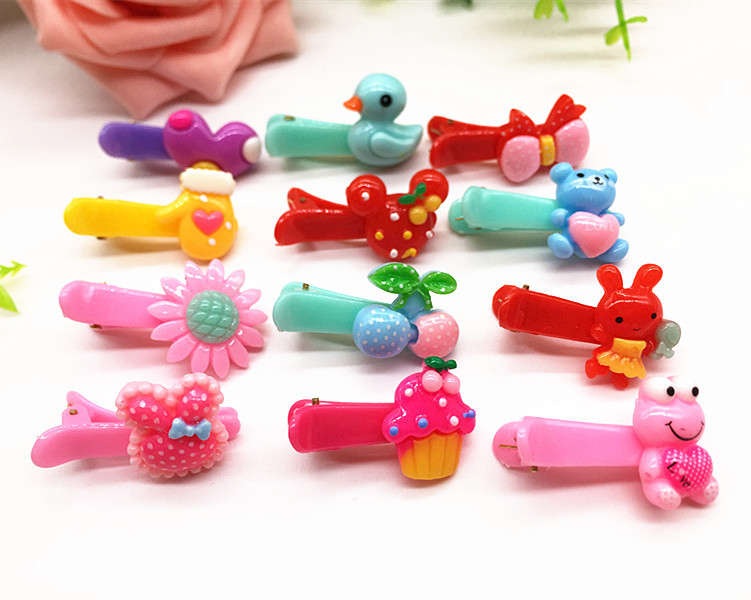 Children Hair Clips Hairbands Hair Accessories Hairpin Baby
