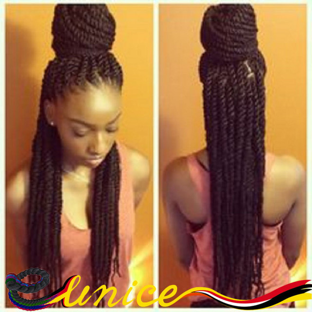 Wondrous Aliexpress Com Buy Wholesale Price Senegalese Braids African Hairstyle Inspiration Daily Dogsangcom