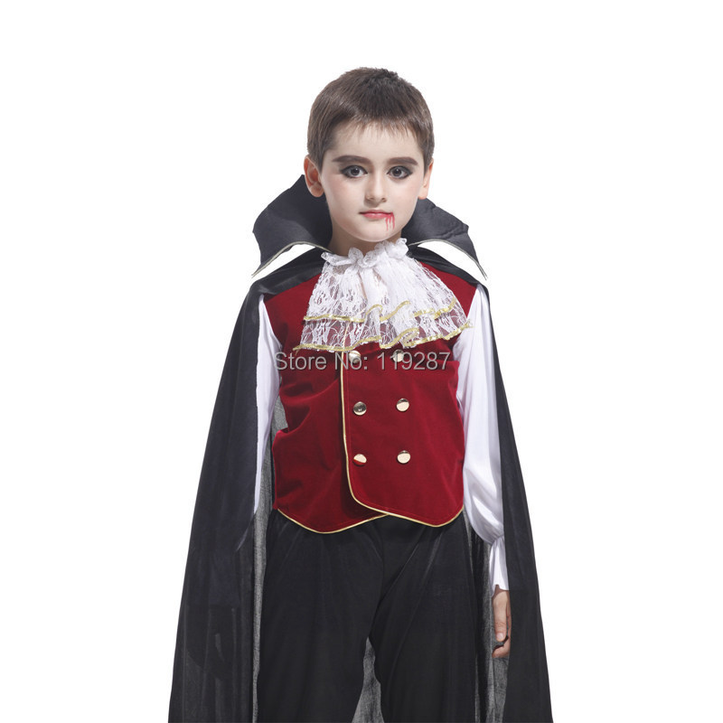 Free shipping new Childrenu0027s Halloween Role play the hero The new boy kids v&ire costumes Halloween Cosplay costume-in Boys Costumes from Novelty ...  sc 1 st  AliExpress.com & Free shipping new Childrenu0027s Halloween Role play the hero The new ...