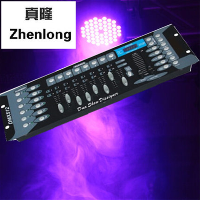 New 192 DMX Controller Stage Lighting DJ Equipment LED PAR Stage Laser Spotlights DJ Controller Wedding light console new stage light controller 192ch dmx512 controller for stage dj equipment in led par moving head beam christmas laser projector