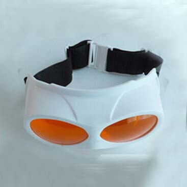 ФОТО Laser safety goggle for Excimerlaser Argon laser, Nd:YAG lasers, O.D 4+ CE certified