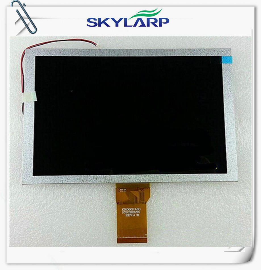 Origina 8 inch lcd screen display for newsmy T9 M9 Tablet PC/MID KR080PA6S Car GPS navigation LCD display screen panel