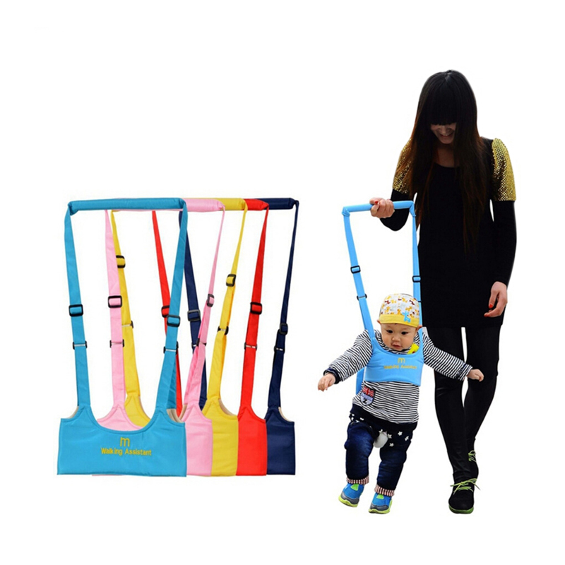 Baby Walker,Baby Harness Assistant Toddler Leash for Kids Learning Walking Baby Belt Child Safety Harness Assistant G0312