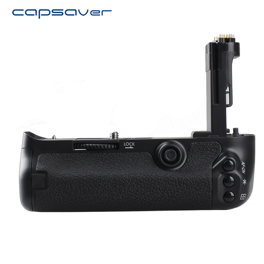 capsaver Vertical Battery Grip for canon 5d mark iii 5D3 5D III 5DS 5DSR Camera Replace BG-E11 Battery Holder Work with LP-E6 vertax e11 battery grip for canon 5d mark iii black