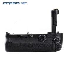 Capsaver Vertical Aperto Da Bateria para canon 5d mark iii 5D3 5D III 5DS 5DSR Câmera Substituir BG-E11 Bateria Titular Trabalhar com LP-E6