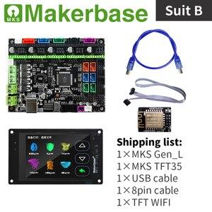 Image 2 - MKS Gen_L und MKS TFT35 kits für 3d drucker entwickelt durch Makerbase