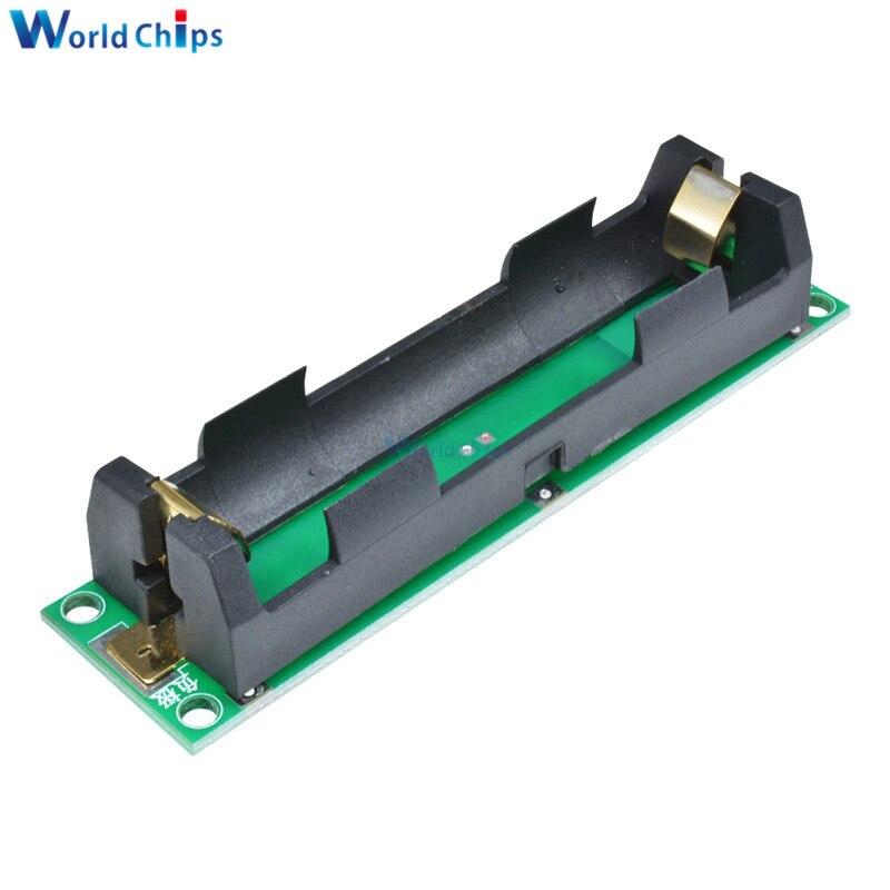 5V 18650 Lithium-Batterie Boost Step Up Modul Ladung Entladung die Gleiche Zeit UPS Schutz Bord Schaltung Li-Ion Micro USB DIY