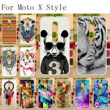 Anunob Soft TPU Case For Motorola Moto X Style / Pure Edition XT1570 XT1572 Coque Silicone Back Cover For Moto X Style Phone Bag abs pvc motorcycle mount holder water resistant bag for motorola moto x black