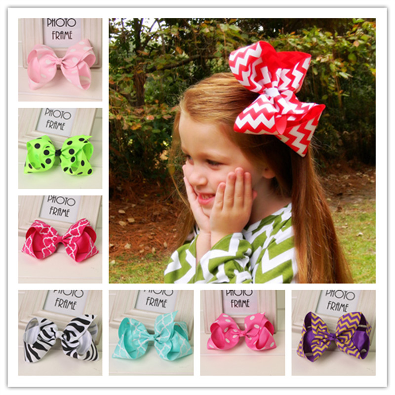 1pcs 6inch fashion kids girl hair ribbon bows flower headwear hairgrip barrettes hairpins hair clips accessory hot sale color halloween party zombie skull skeleton hand bone claw hairpin punk hair clip for women girl hair accessories headwear 1 pcs