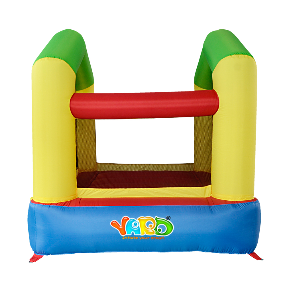 Yard Small Bounce House Inflatable Mini Castle Small Trampoline
