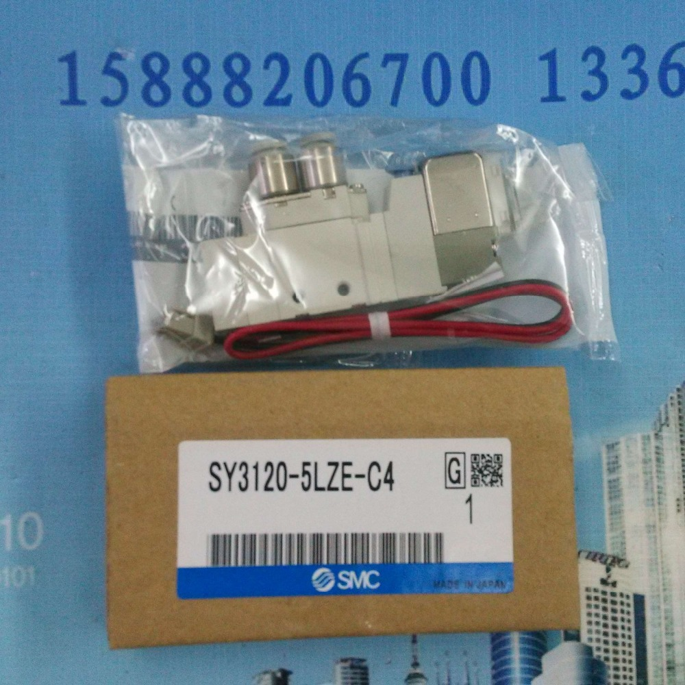 SY3120-5LZE-C4 SMC solenoid valve electromagnetic valve pneumatic component dhl ems 5 lots for smc sy3120 5lzd c4 sy31205lzdc4 solenoid valve a1