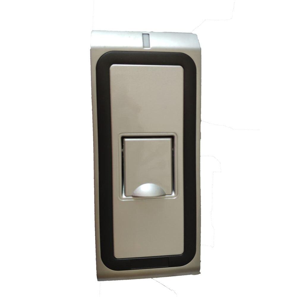 Wf2 Neue Standalone Metall Wasserdicht Biometrische Fingerprint Access Controller Rfid Reader Tropf-Trocken Ip-gesichtserkennungsgerät