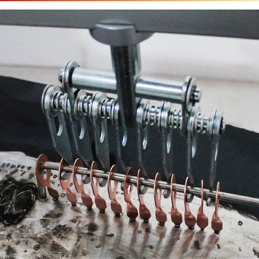 100 шт. вмятин прямой Омыватель для машины для точечной сварки Панель потянув стиральная машина для точечной сварки Расходные материалы