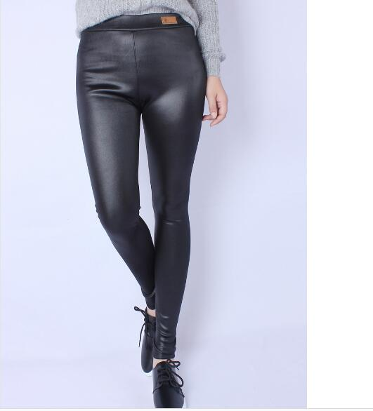 0f0177840318fe Autumn winter Legging Large size XXXL 4XL 5XL for Elastic Soft Show Women  All match Slim Leggings Plus size Fashion Pants Y045-in Leggings from  Women's ...