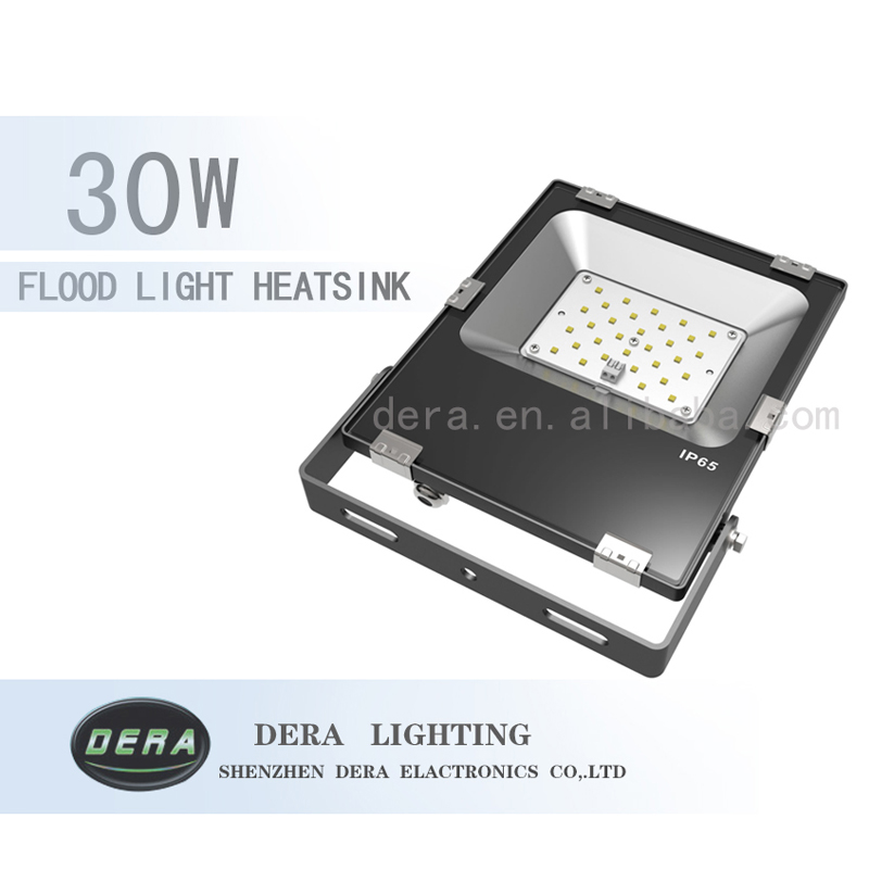LED FloodLight 30W Reflector Led Flood Light Spotlight AC110-277V Waterproof IP65 Outdoor Wall Lamp mxdl 30w led floodlights 3 modes 2400 lm led reflector floodlight spotlight outdoor camping work light with charger wall lamp