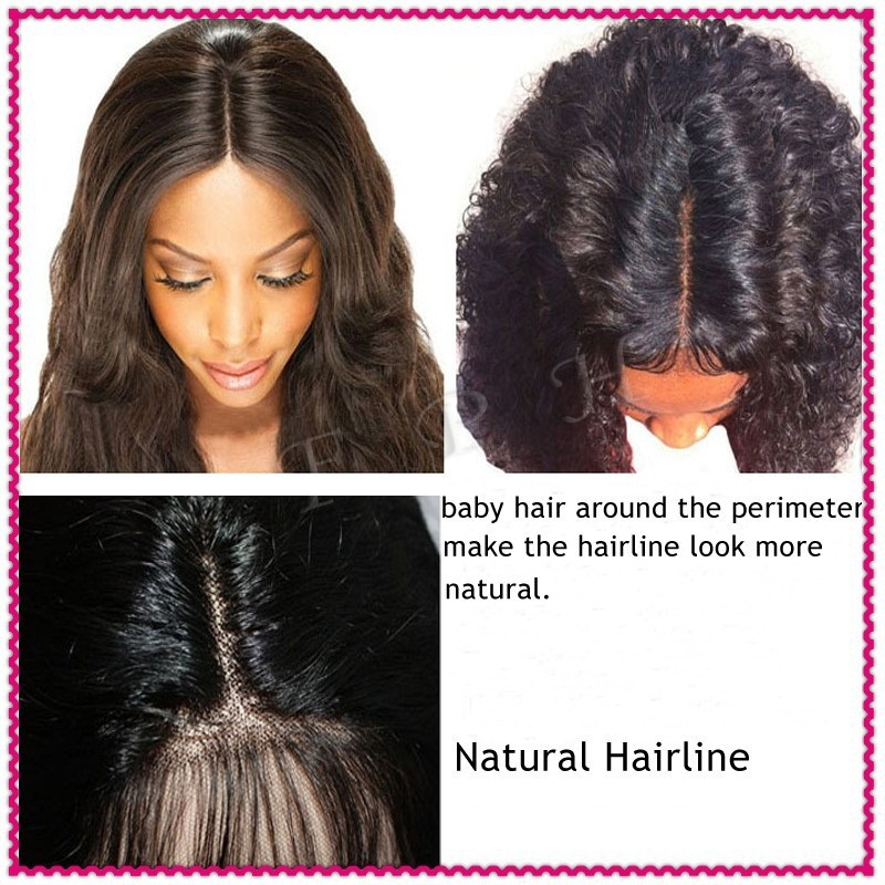Nice Human Hair Long Straight Wigs For Black Women Glueless Lace Front  Human Hair Bob Wig With Bangs natural hair line-in Human Hair Lace Wigs  from Hair ... 391c3218b4