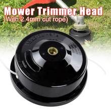 цена на Universal Grass Trimmer Garden Tools Bump Feed String Trimmer Head Brush Cutter Lawn Mower Replacement