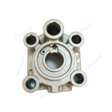OVERSEE Stainless Steel 17411 93901 00 Water Pump Case for Suzuki DT15 DT9 9 15HP 9