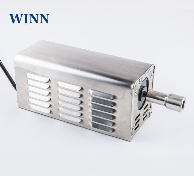 30W BBQ Rotator Stainless Steel Grill Rotary Motor 110kg Rotisserie Electric Motor Multi-functional Rotating Motor