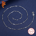 2016 New Brand 925 sterling-silver-jewelry simple fashion Necklace Women Wedding  Jewelry Wholesale